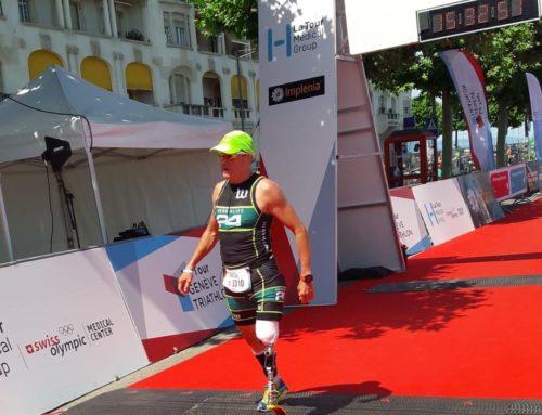 Pascal Fumeaux au Genève triathlon